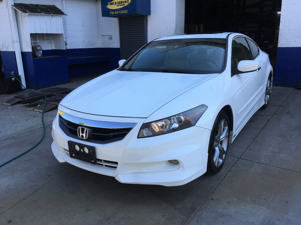 Used Car - 2012 Honda Accord EX-L for Sale in Staten Island, NY