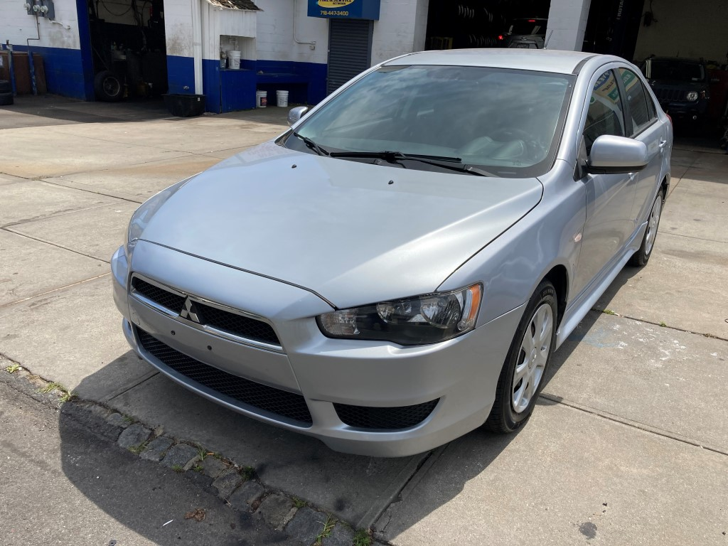 Used Car - 2013 Mitsubishi Lancer Sportback ES for Sale in Staten Island, NY