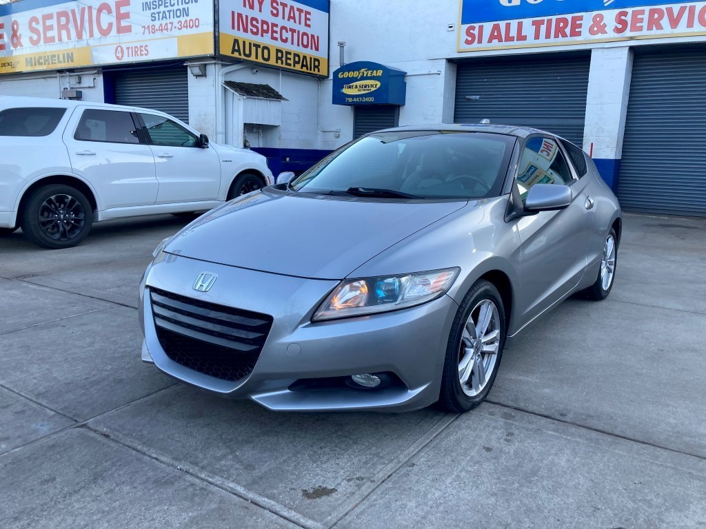 Used Car - 2012 Honda CR-Z EX Hybrid with Navi for Sale in Staten Island, NY