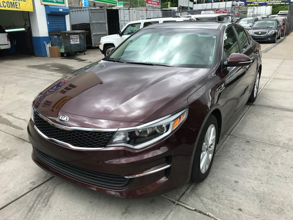 Used Car for sale - 2016 Optima LX Kia  in Staten Island, NY