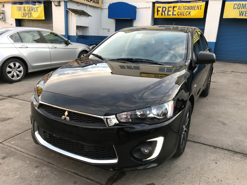 Used Car - 2017 Mitsubishi Lancer for Sale in Staten Island, NY