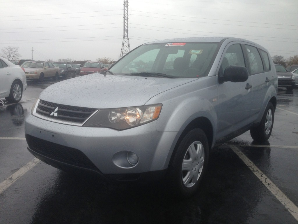 Used Car - 2007 Mitsubishi Outlander for Sale in Staten Island, NY