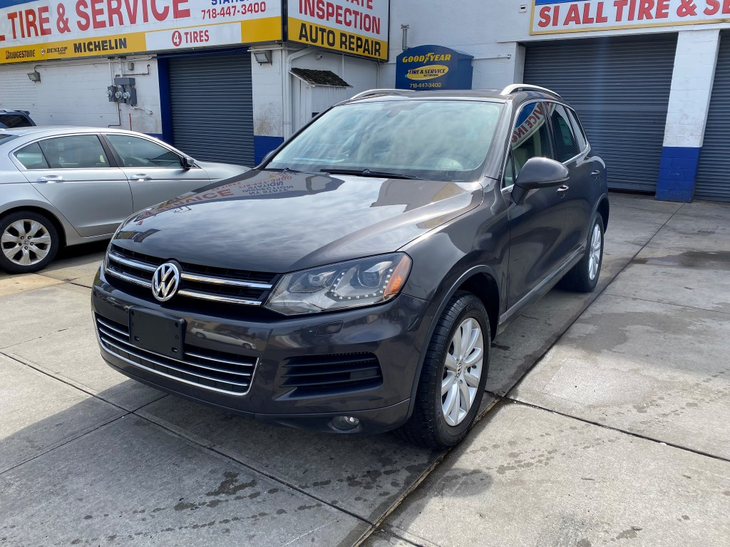 Used Car - 2012 Volkswagen Touareg TDI Sport AWD for Sale in Staten Island, NY