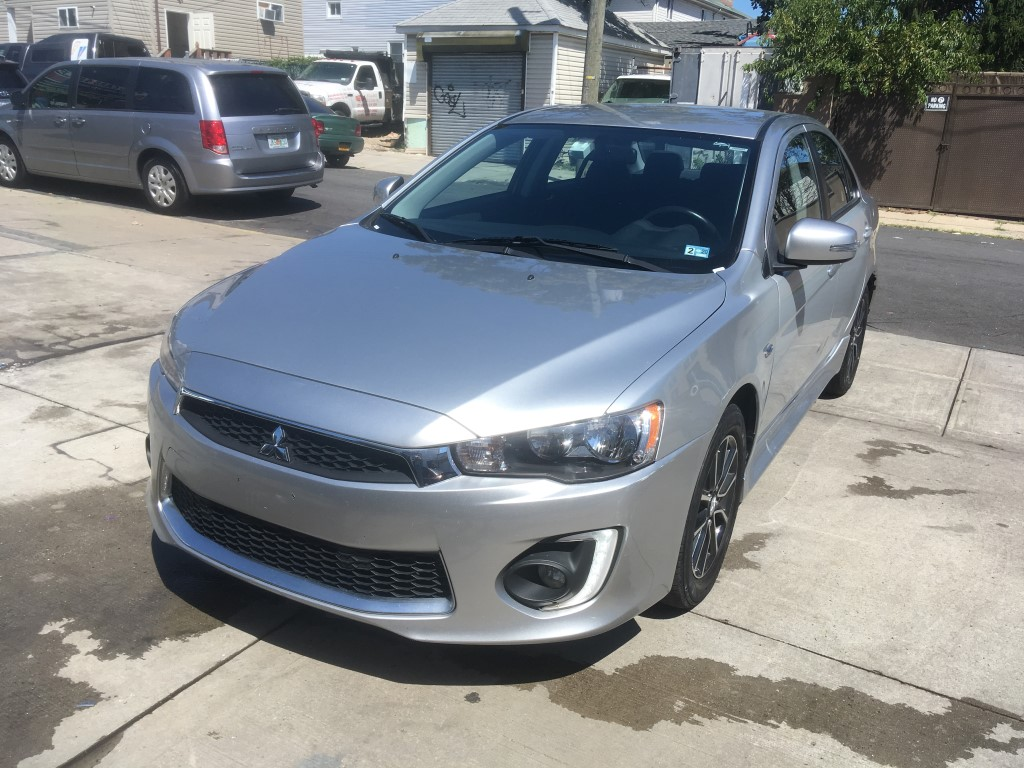 Used Car - 2017 Mitsubishi Lancer ES for Sale in Staten Island, NY