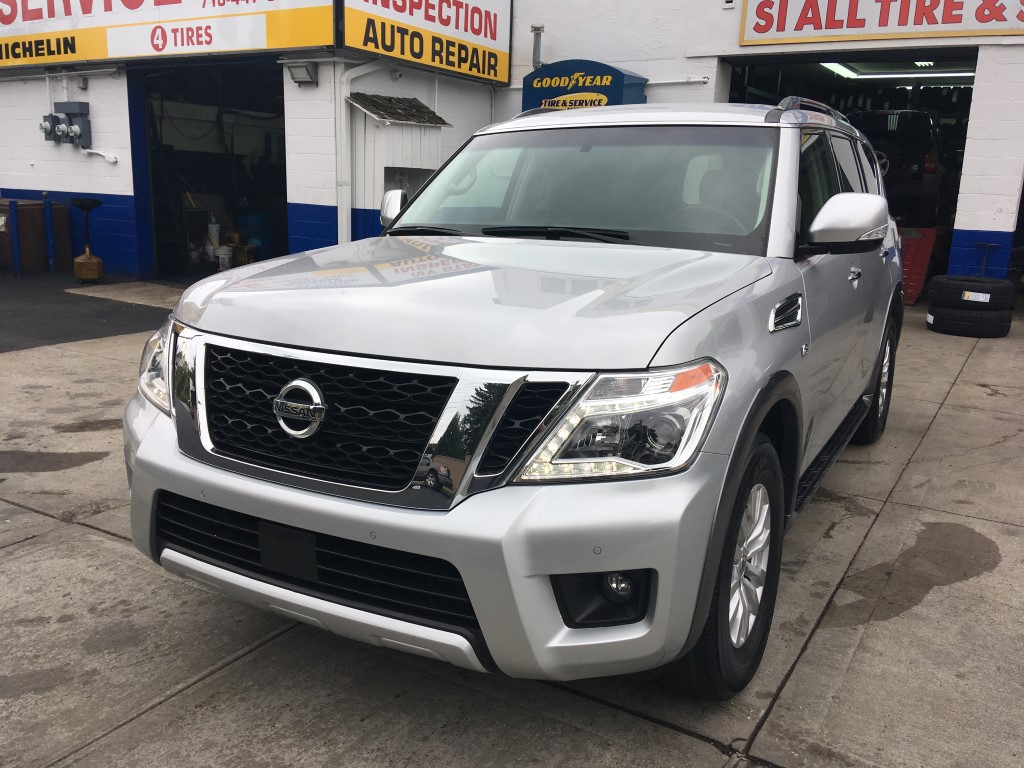 Used Car   2017 Nissan Armada SV For Sale In Staten Island, NY