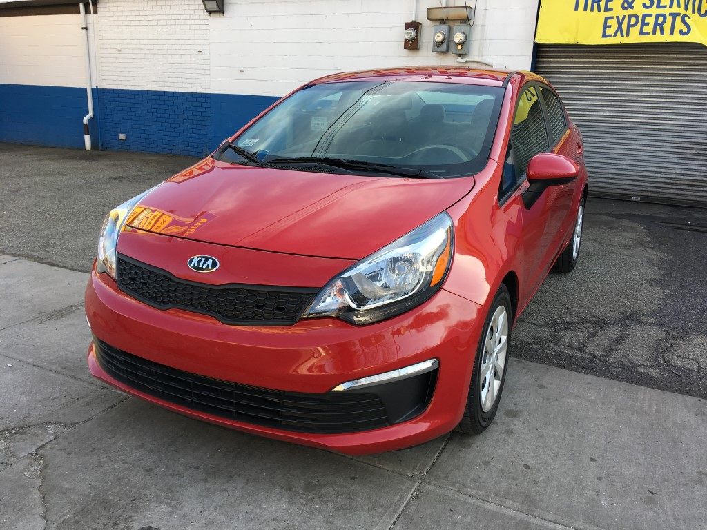 Used Car - 2017 Kia Rio LX for Sale in Staten Island, NY