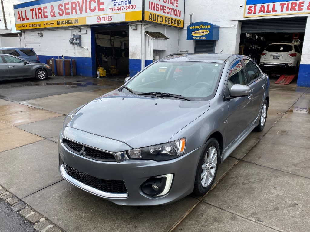 Used Car - 2016 Mitsubishi Lancer ES for Sale in Staten Island, NY