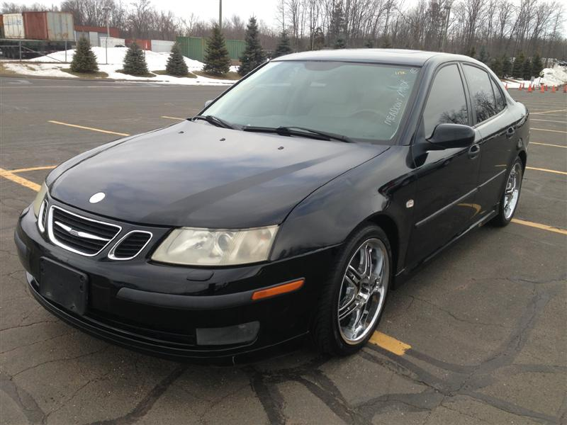 Used Car 2003 Saab 9 3 Linear For In Brooklyn Ny