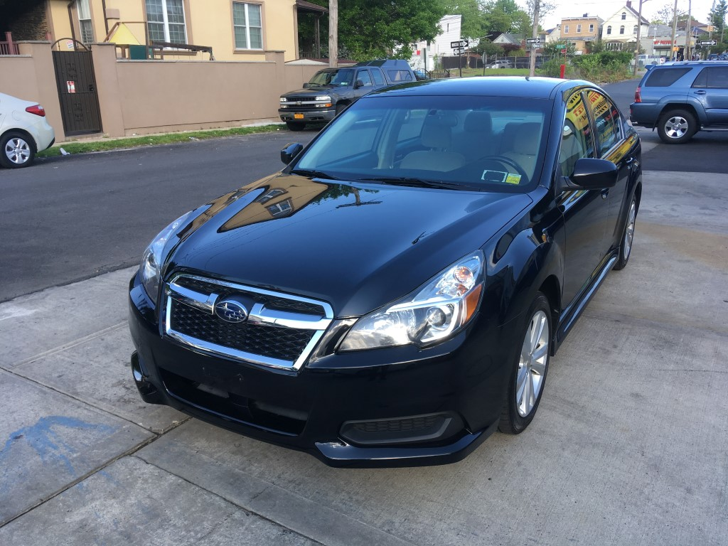 Used Car - 2014 Subaru Legacy 2.5i Premium AWD for Sale in Staten Island, NY