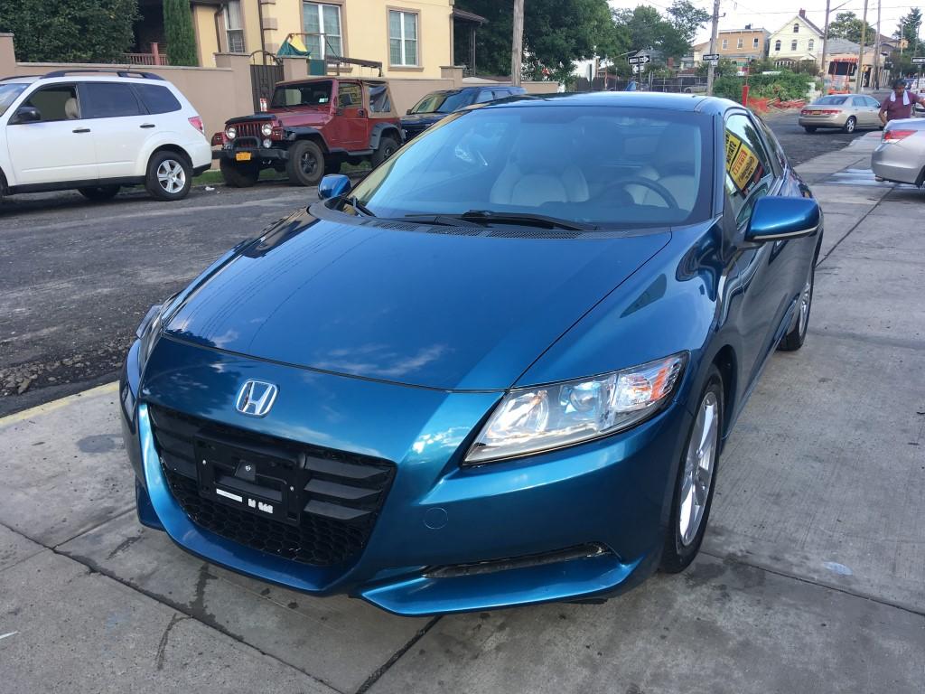 Used Car - 2011 Honda CR-Z Hybrid for Sale in Staten Island, NY