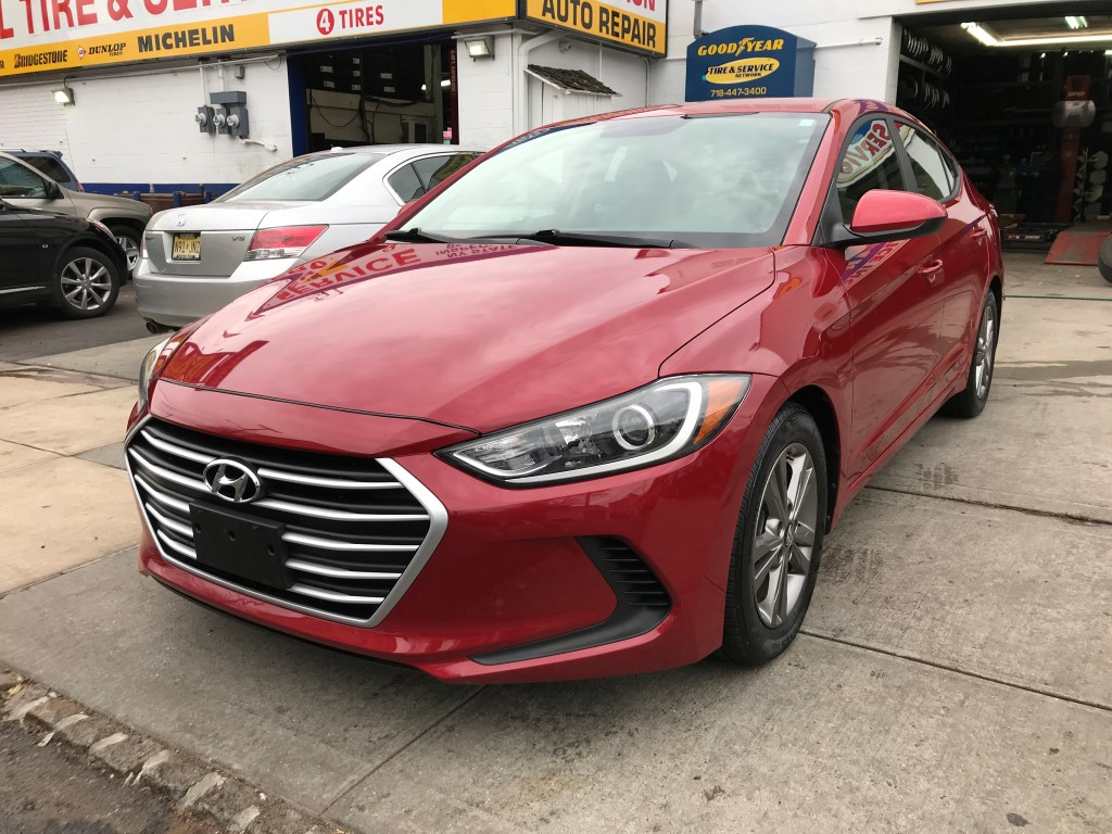 Used Car - 2017 Hyundai Elantra SE for Sale in Staten Island, NY