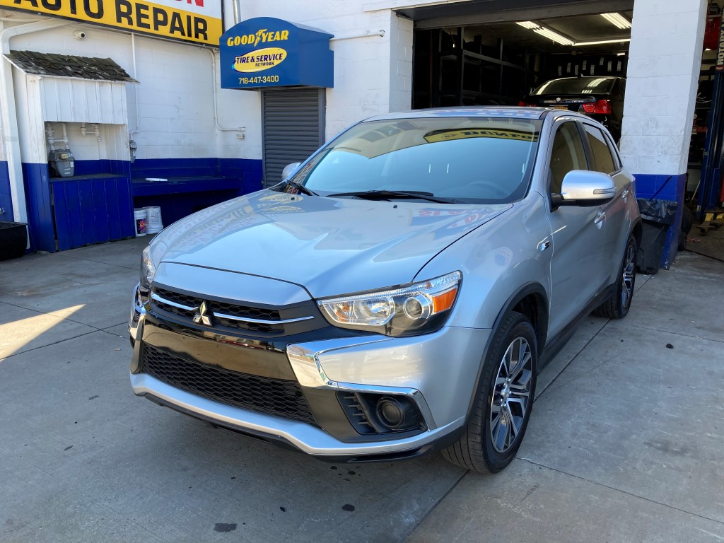 Used Car - 2018 Mitsubishi Outlander Sport ES AWD for Sale in Staten Island, NY
