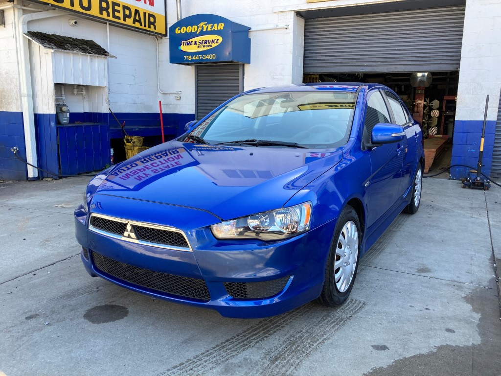Used Car - 2015 Mitsubishi Lancer ES for Sale in Staten Island, NY