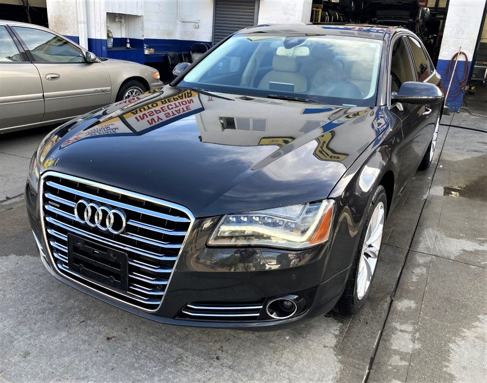 Used Car - 2012 Audi A8 L quattro AWD for Sale in Staten Island, NY
