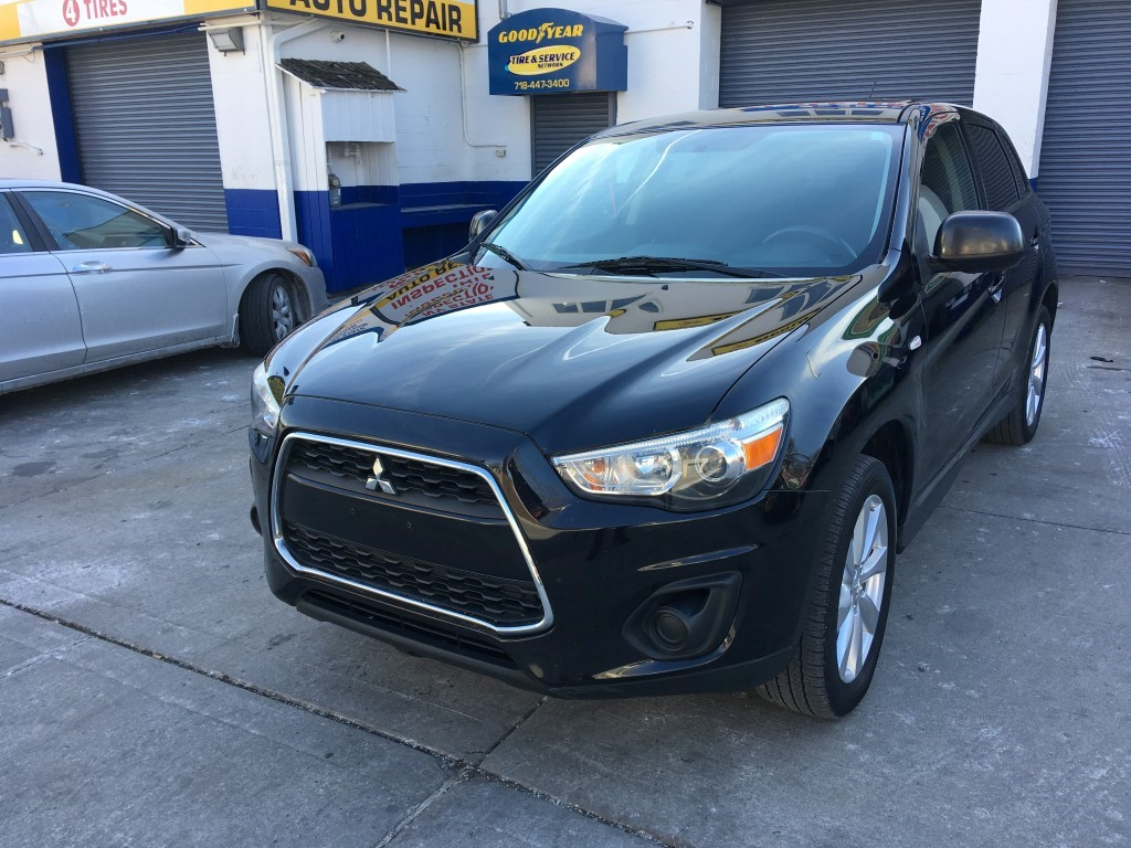 Used Car - 2013 Mitsubishi Outlander Sport ES for Sale in Staten Island, NY