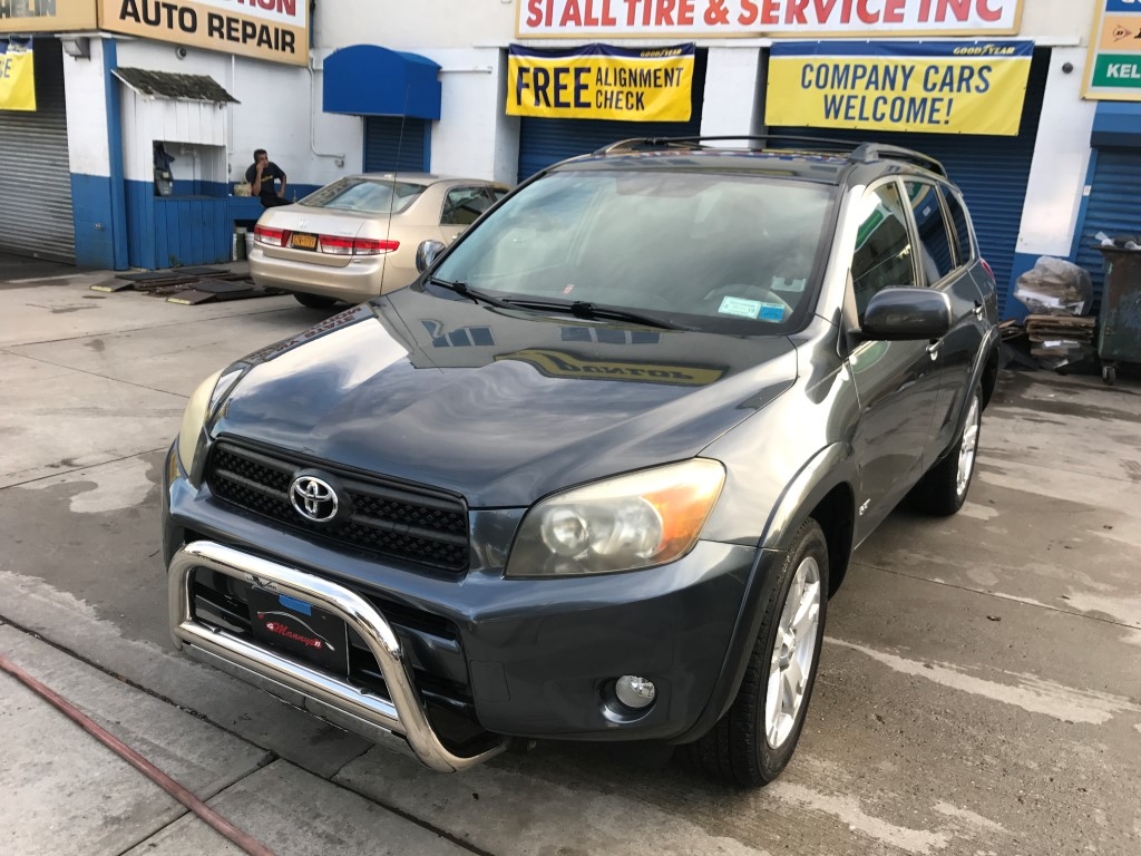 Used Car - 2006 Toyota RAV4 for Sale in Staten Island, NY