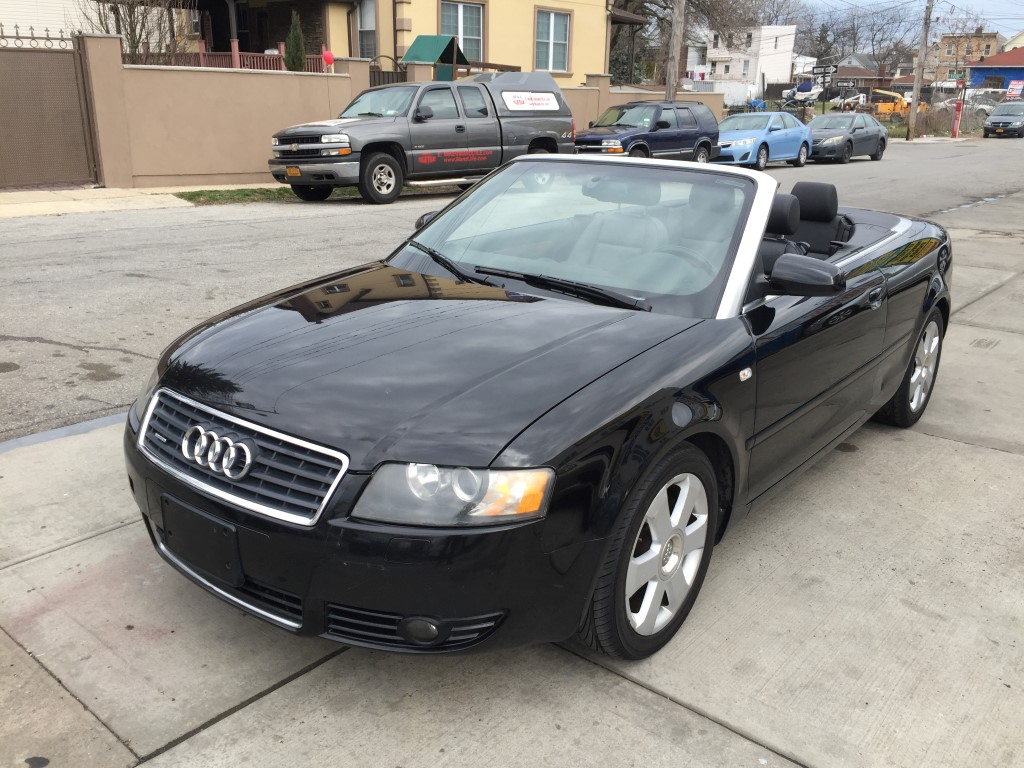 used 2005 audi a4 coupe 5. Black Bedroom Furniture Sets. Home Design Ideas