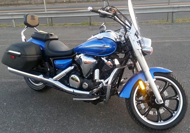 Used Car - 2012 Yamaha V-Star 950 for Sale in Staten Island, NY