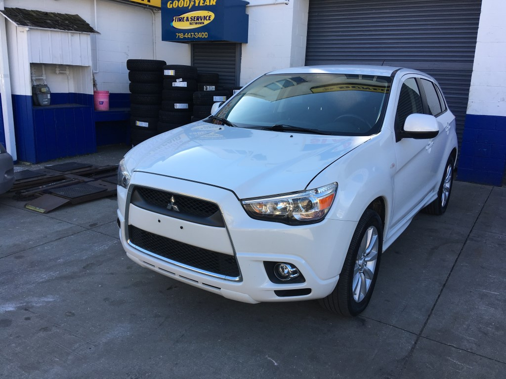 Used Car - 2011 Mitsubishi Outlander Sport SE AWD for Sale in Staten Island, NY