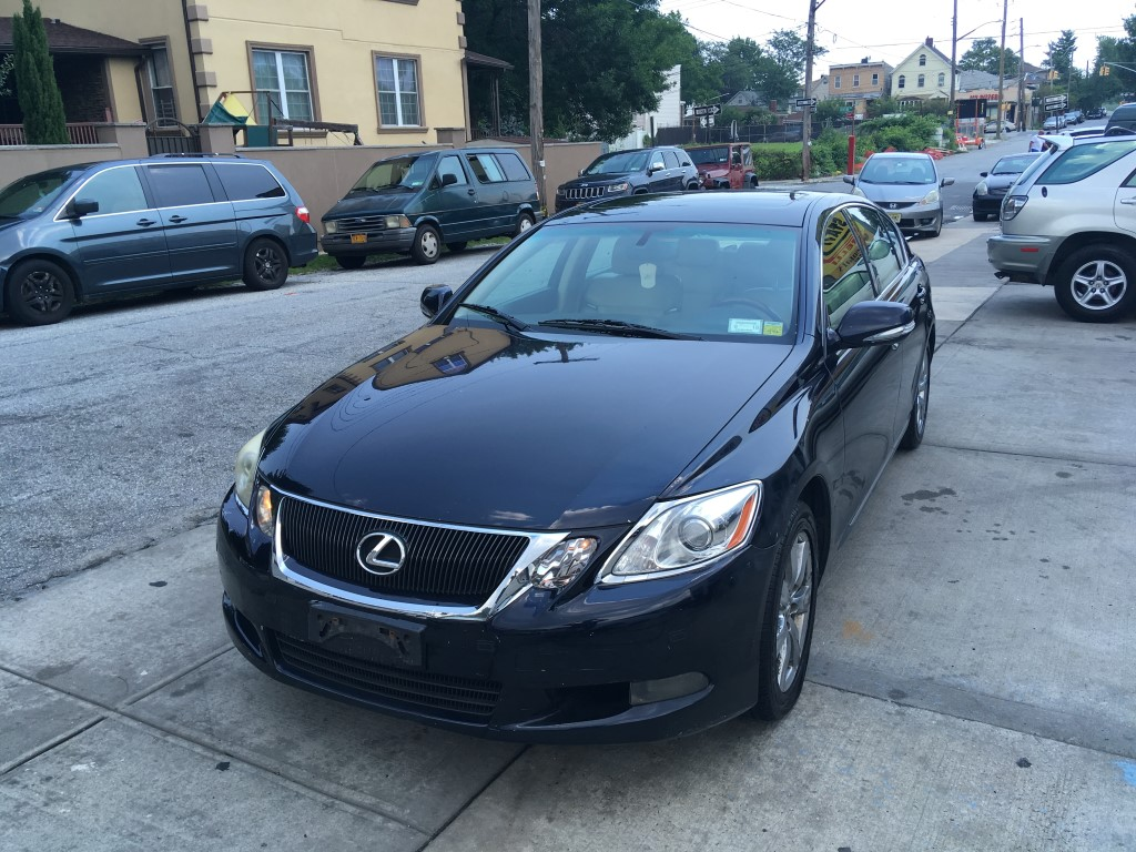 Used Car - 2008 Lexus GS 350 AWD for Sale in Staten Island, NY