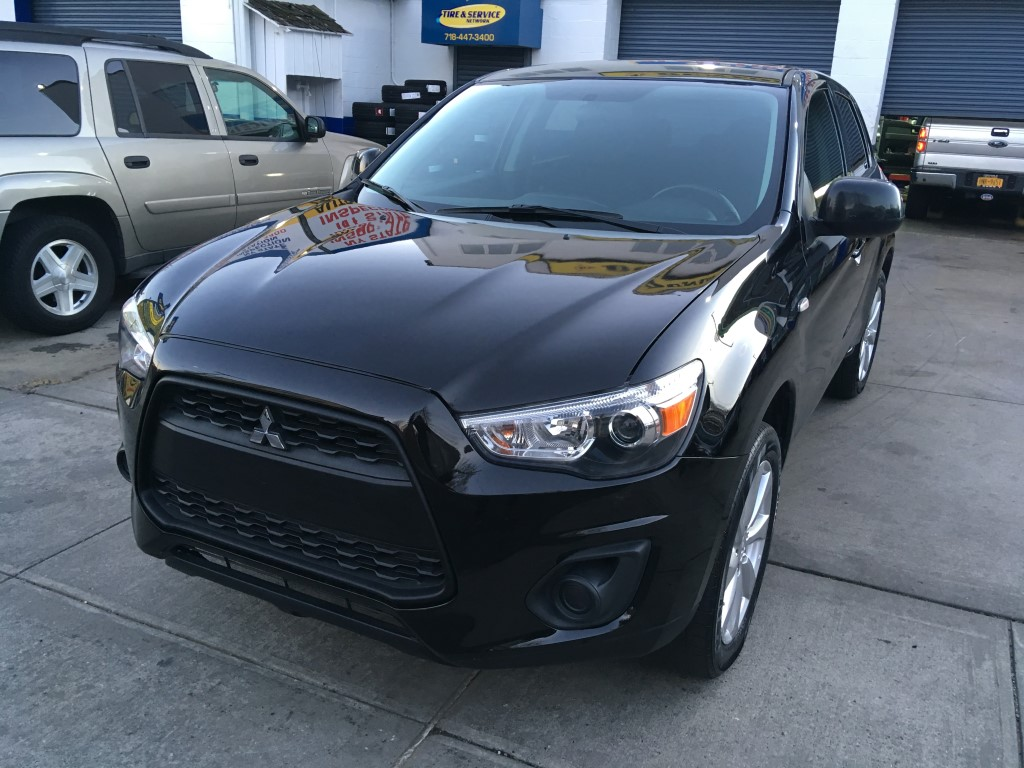 Used Car - 2015 Mitsubishi Outlander ES for Sale in Staten Island, NY