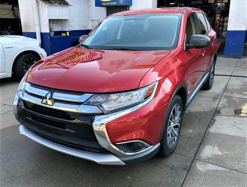 Used Car - 2016 Mitsubishi Outlander ES AWD for Sale in Staten Island, NY