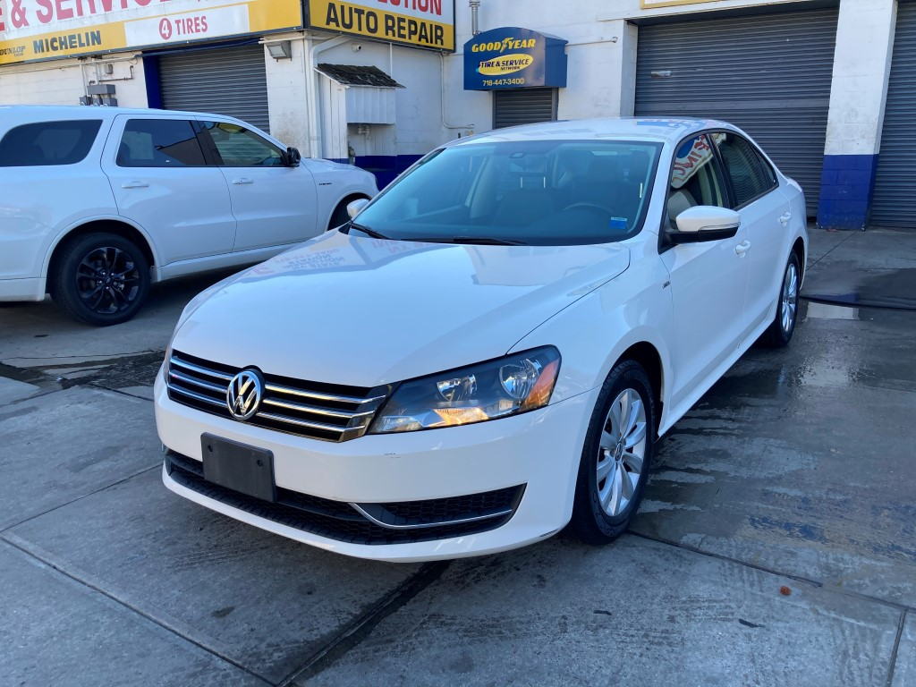 Used Car - 2014 Volkswagen Passat Wolfsburg Edition for Sale in Staten Island, NY
