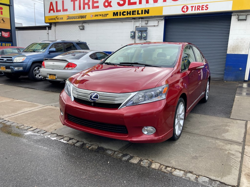 Used Car - 2010 Lexus HS 250h Hybrid for Sale in Staten Island, NY