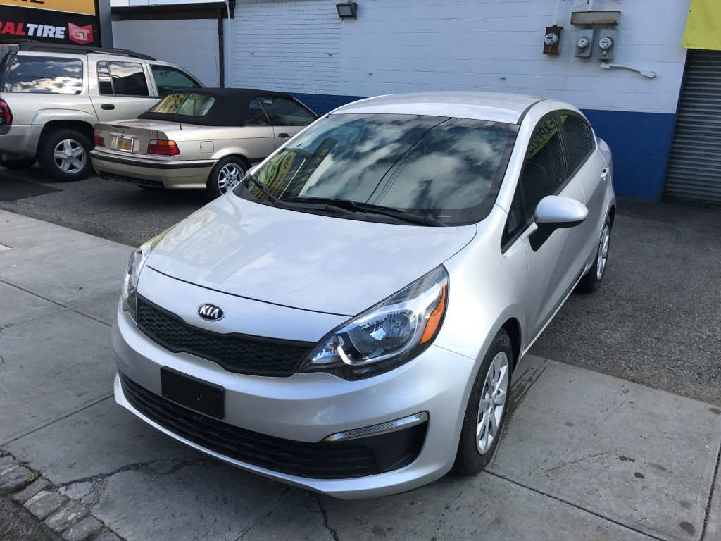 Used Car for sale - 2017 Rio EX Kia  in Staten Island, NY