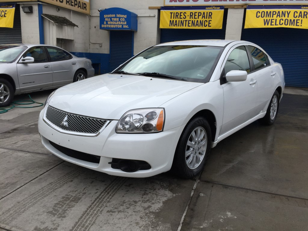 Used Car - 2012 Mitsubishi Galant for Sale in Staten Island, NY