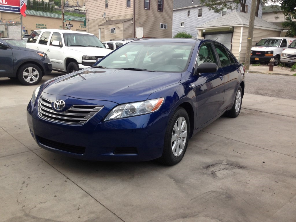 Used Car - 2007 Toyota Camry Hybrid for Sale in Brooklyn, NY