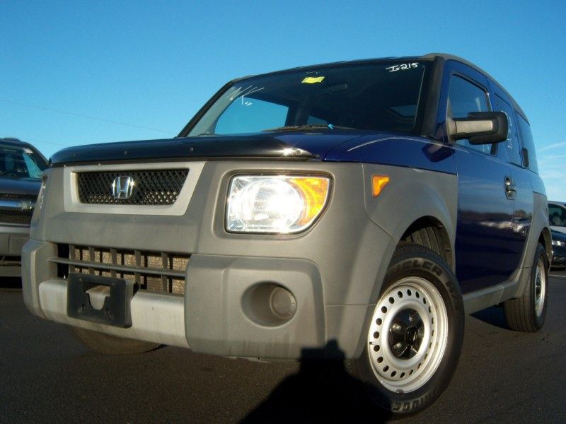 Used 2004 Honda Element Sport Utility $6,699.00