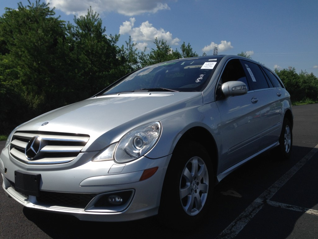 Used 2006 mercedes benz r class 9 for Mercedes benz r class for sale