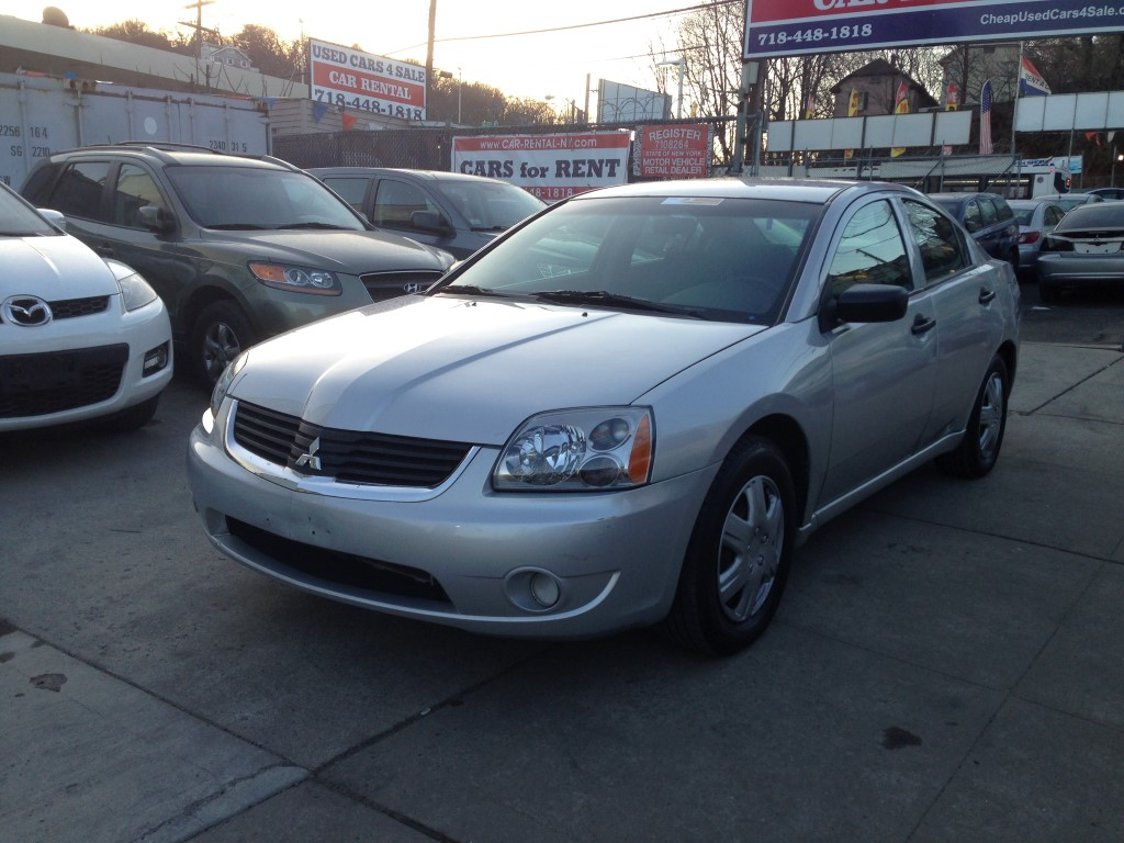 Used Car - 2007 Mitsubishi Galant for Sale in Staten Island, NY