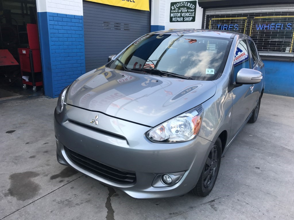 Used Car - 2015 Mitsubishi Mirage ES for Sale in Staten Island, NY