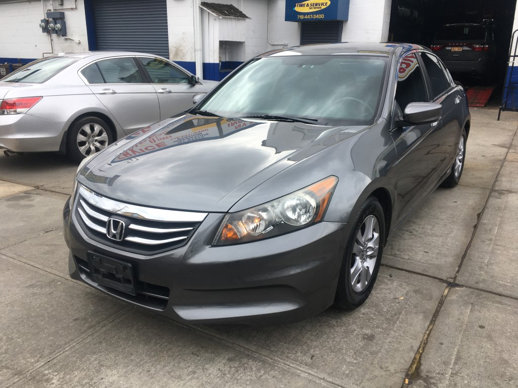 Used Car - 2012 Honda Accord SE for Sale in Staten Island, NY