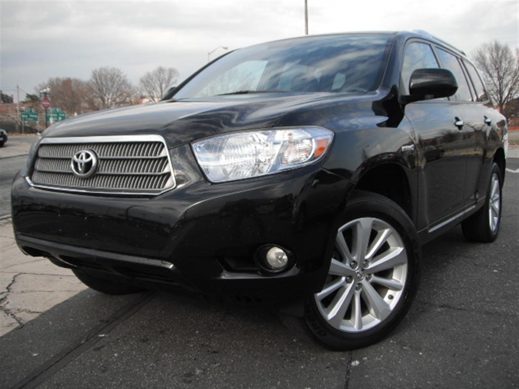 Used Toyota Highlander Hybrid Limited Sport Utility 4wd For In Staten Island Ny
