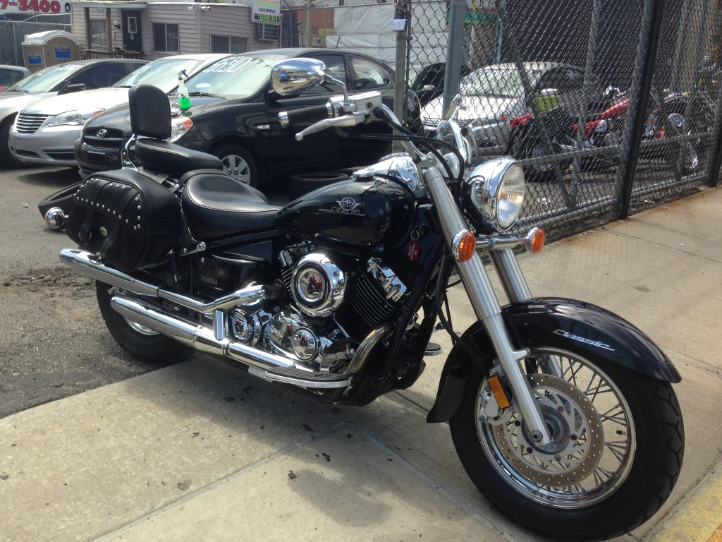 Used Car - 2002 Yamaha XVS650 for Sale in Staten Island, NY