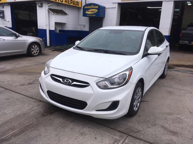Used Car - 2012 Hyundai Accent GLS for Sale in Staten Island, NY