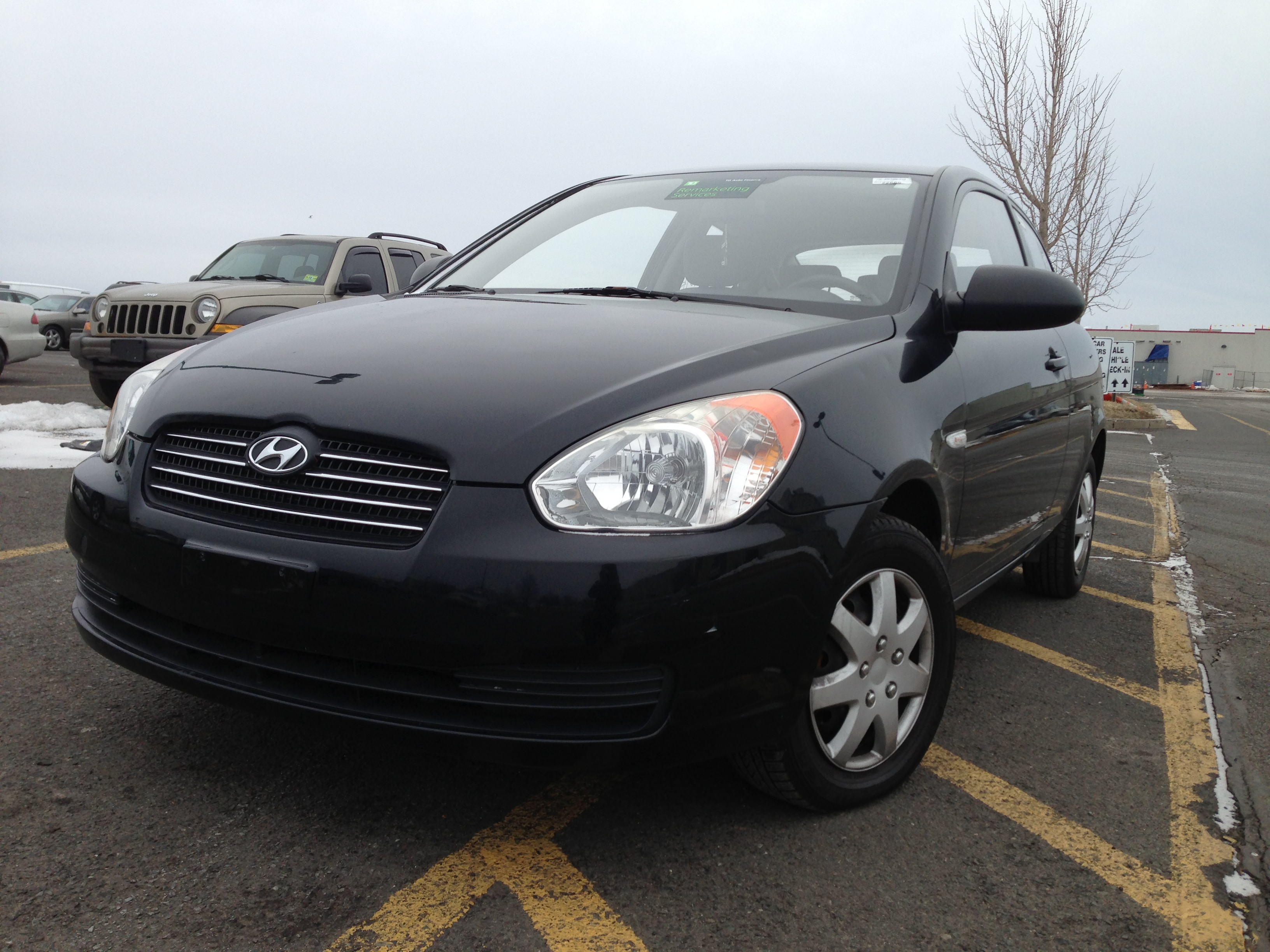 Used Car - 2007 Hyundai Accent for Sale in Staten Island, NY