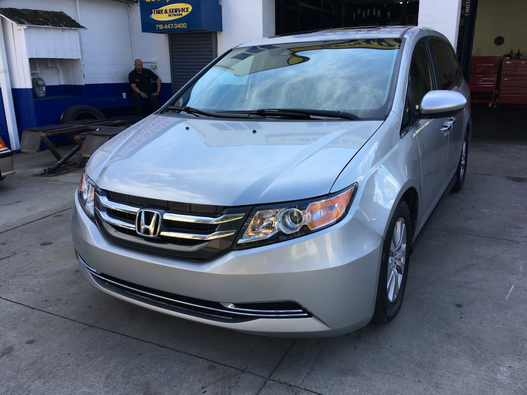 Used Car - 2014 Honda Odyssey EX L for Sale in Staten Island, NY