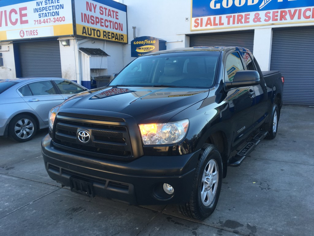 Used Car for sale - 2013 Tundra Grade 4x4 Double Cab Toyota  in Staten Island, NY