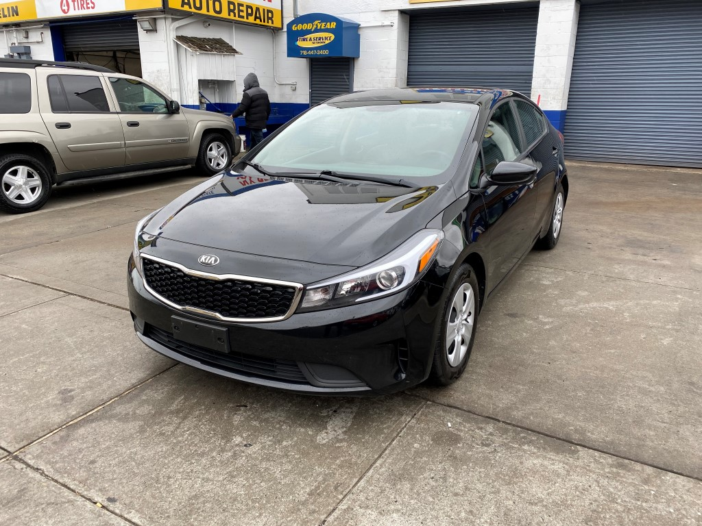 Used Car - 2017 Kia Forte LX for Sale in Staten Island, NY
