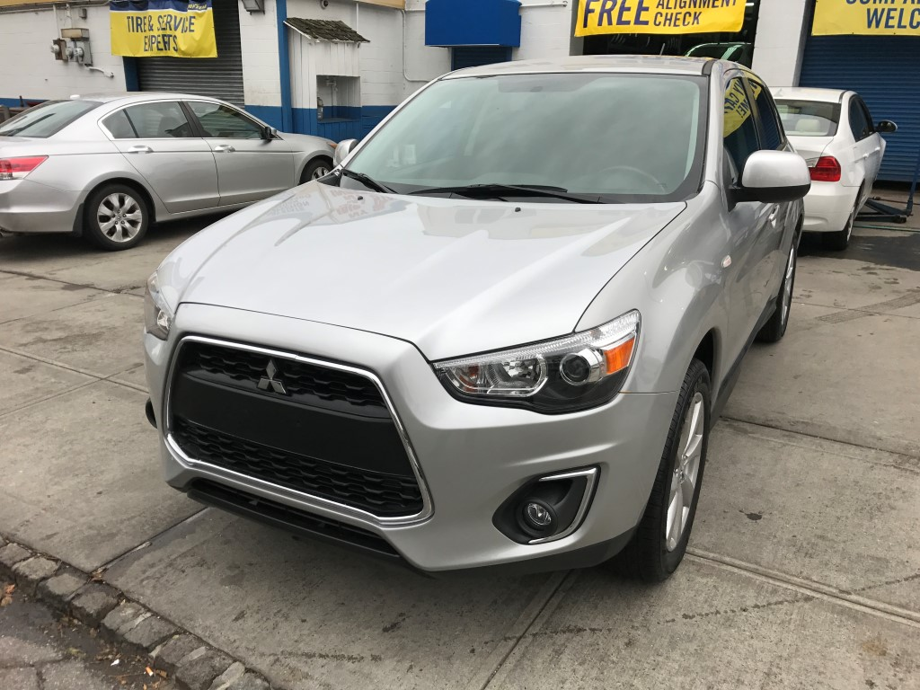 Used Car - 2015 Mitsubishi Outlander Sport ES for Sale in Staten Island, NY