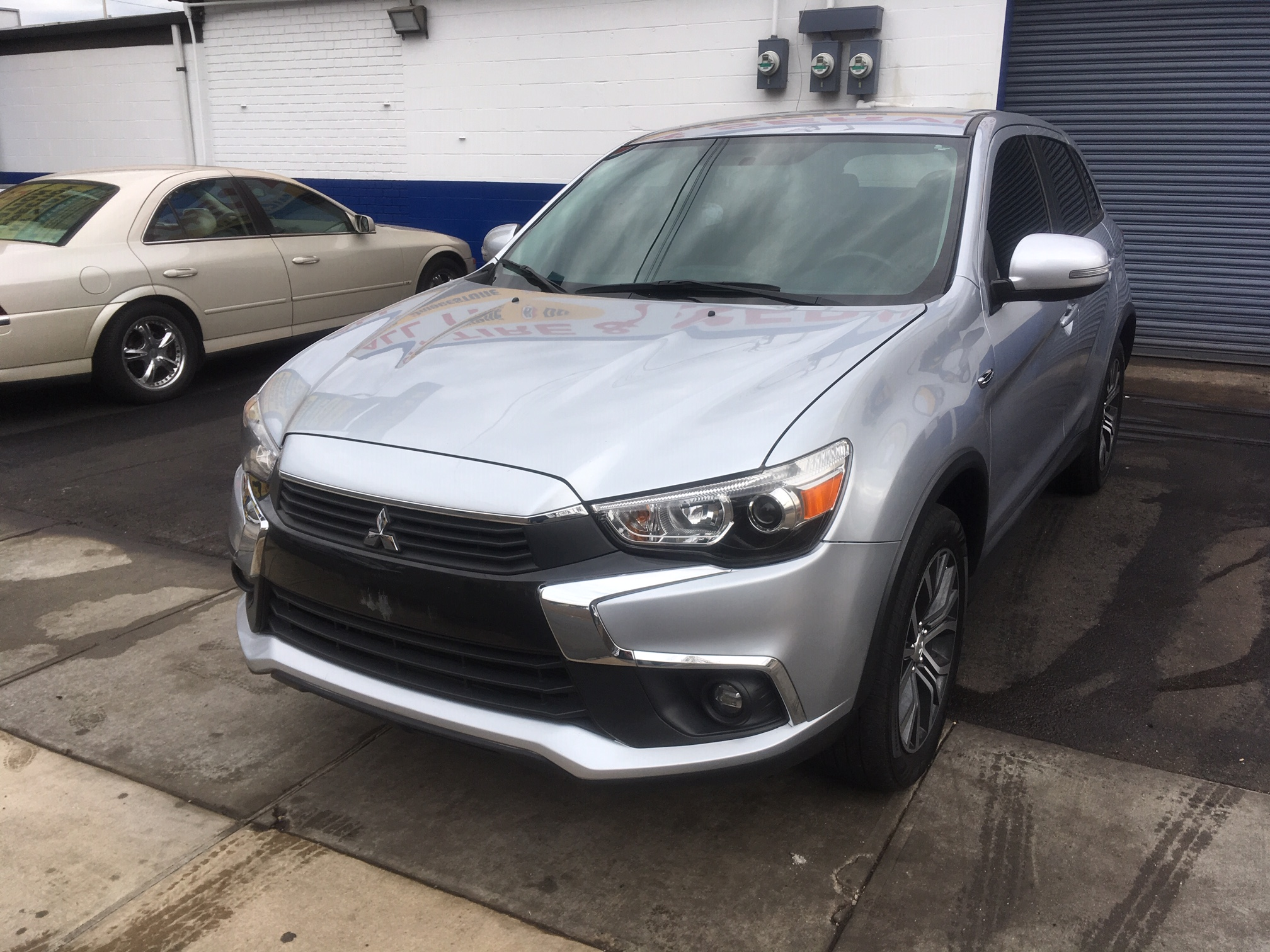 Used Car - 2017 Mitsubishi Outlander Sport ES for Sale in Staten Island, NY