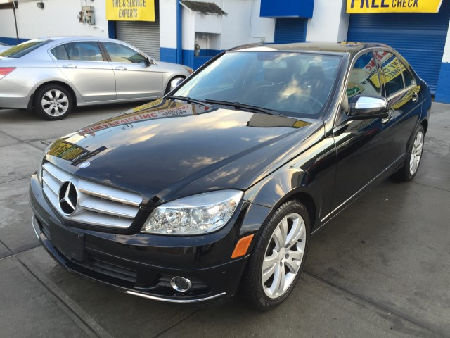 Used Car - 2009 Mercedes-Benz C-Class C300W4M for Sale in Staten Island, NY