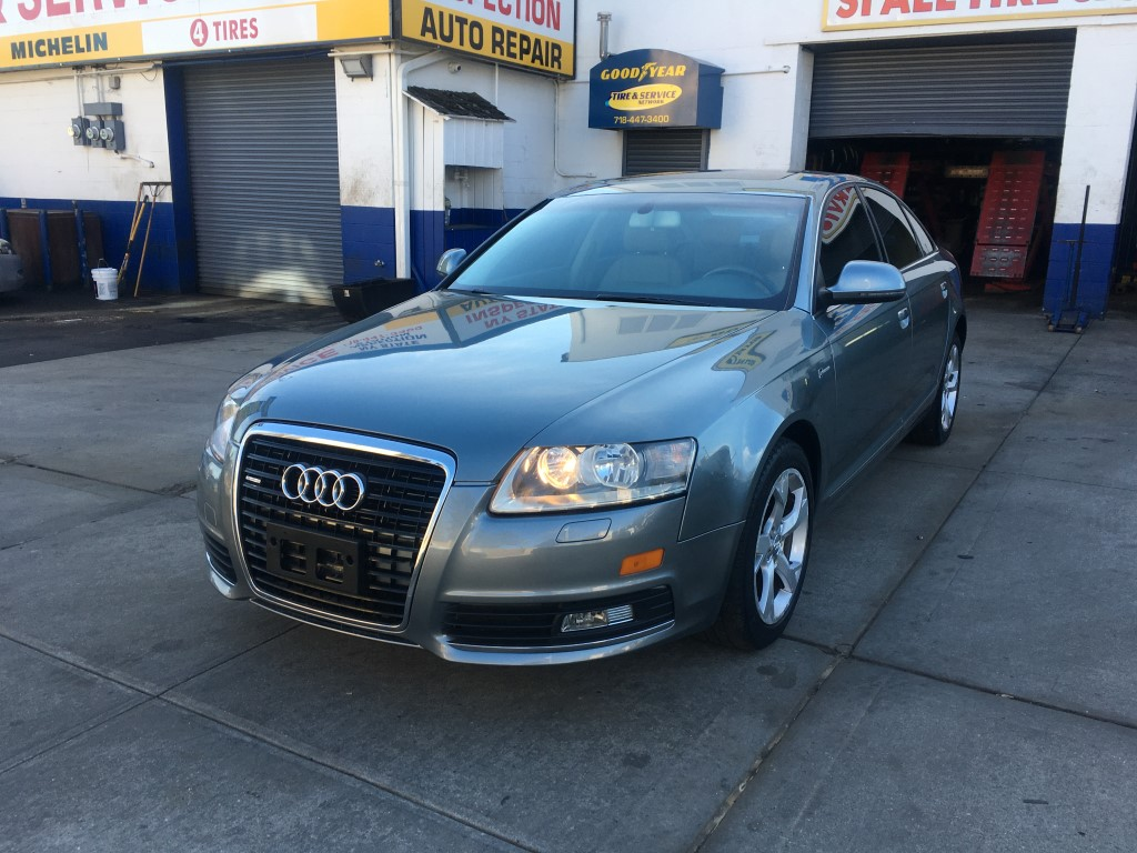 Used Car - 2010 Audi A6 3.0T Premium AWD for Sale in Staten Island, NY