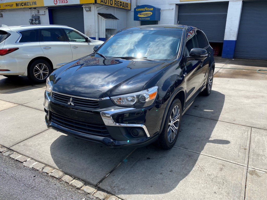 Used Car - 2016 Mitsubishi Outlander Sport ES for Sale in Staten Island, NY