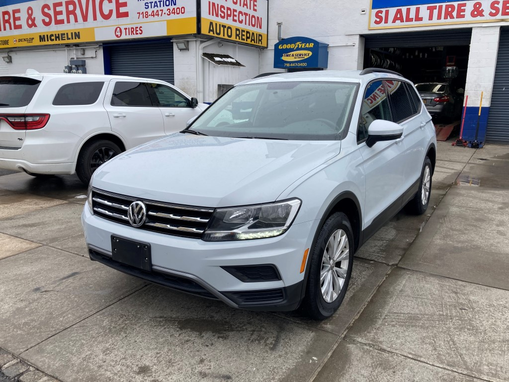 Used Car - 2018 Volkswagen Tiguan 2.0T S 4Motion AWD for Sale in Staten Island, NY