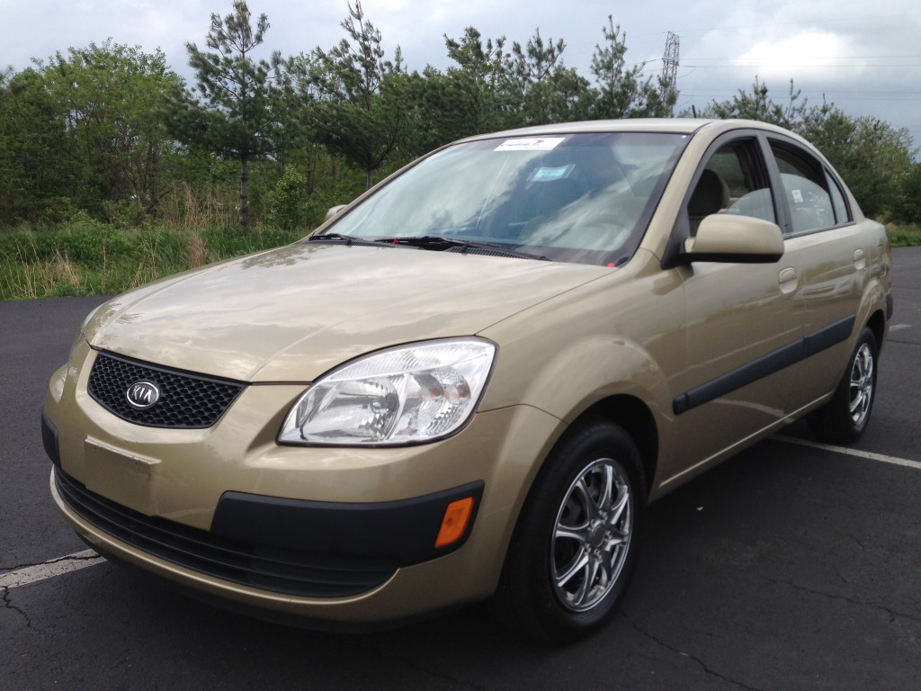 Used Car - 2006 Kia Rio for Sale in Staten Island, NY